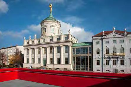 20. Böhmisches Weberfest  in Potsdam mit historischem Feuerwerk