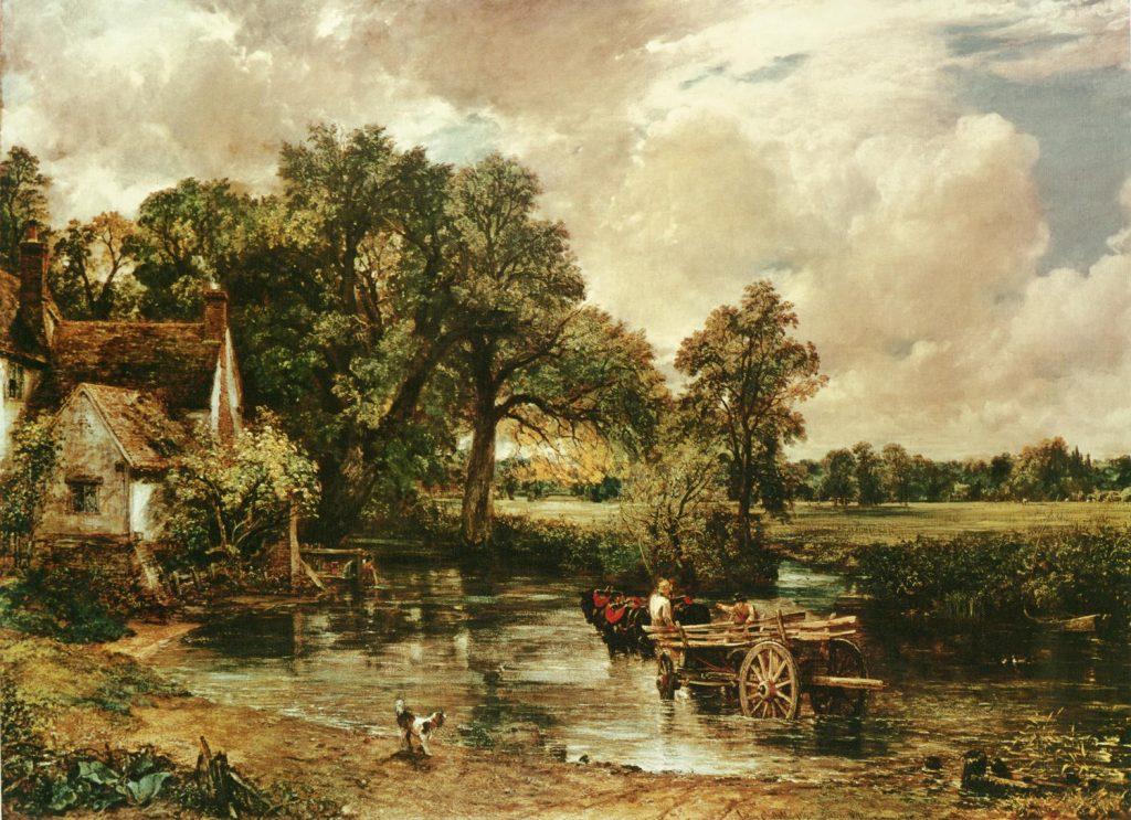 Die 3 berühmtesten Gemälde der Romantik