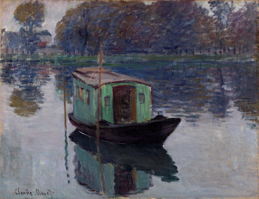 Rekordpreis für Claude Monet Gemälde bei einer Auktion