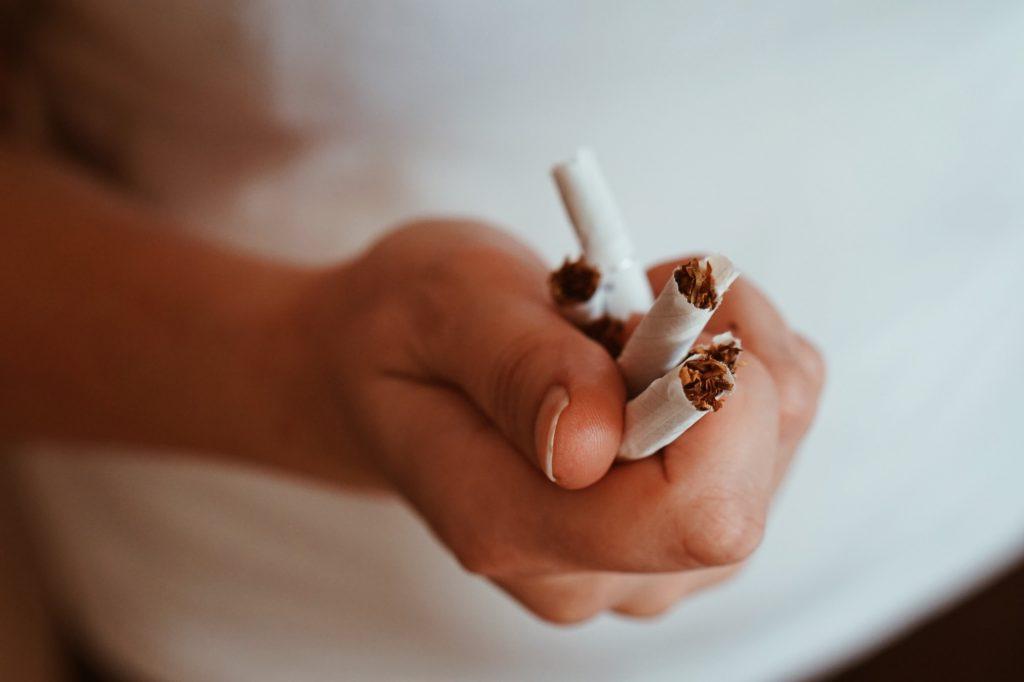 Menthol Zigaretten in der EU verboten