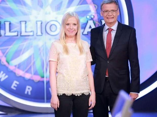 Barbara Schöneberger räumt bei Jauch ab – Telefonjoker knackt Millionenfrage