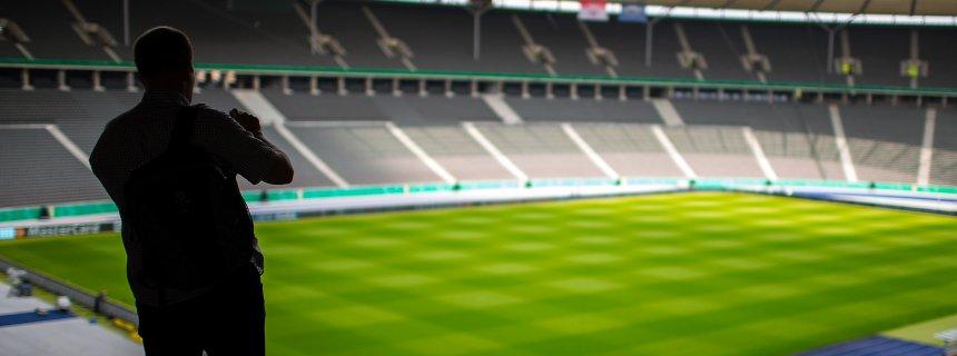 Berlin bewirbt sich beim Deutschen Fußball-Bund um Spiele der UEFA EURO 2020