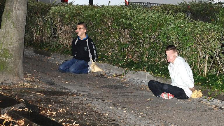Brandstiftung am Spreepark aufgeklärt – Vier Täter festgenommen