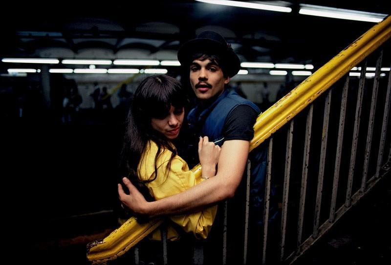 """Bruce Davidson – Fotos aus der """"Subway"""""""