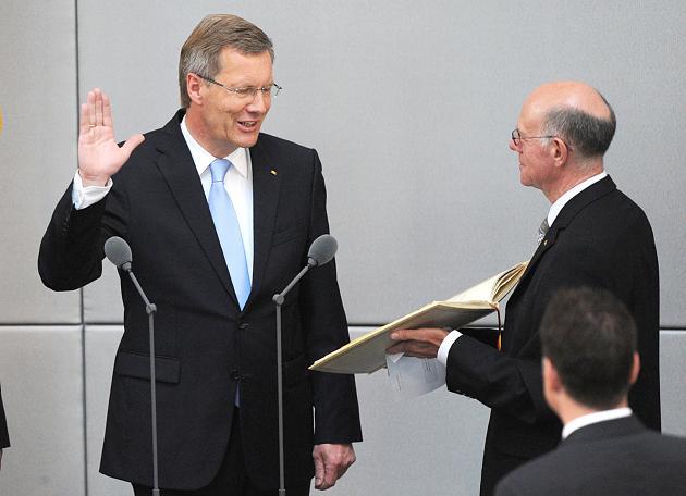 Bundespräsidialamt bestätigt Ehrensold für Bundespräsident a. D. Christian Wulff