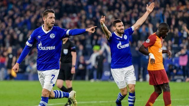 Champions-League-K.-o.-Runde: Galatasaray Istanbul vs. FC Schalke 04