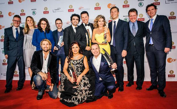 Deutsche Phono-Akademie verleiht heute in Berlin den ECHO 2013