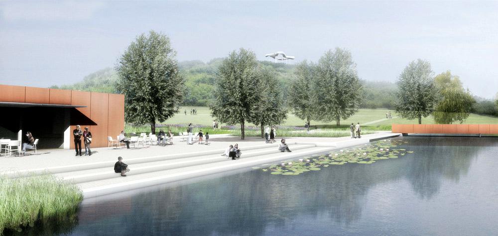 Entwurf für IGA-Parkgelände steht fest