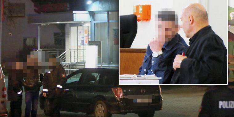 Fahndung: Mann erpresst bei Bankraub Geld mit Bombe