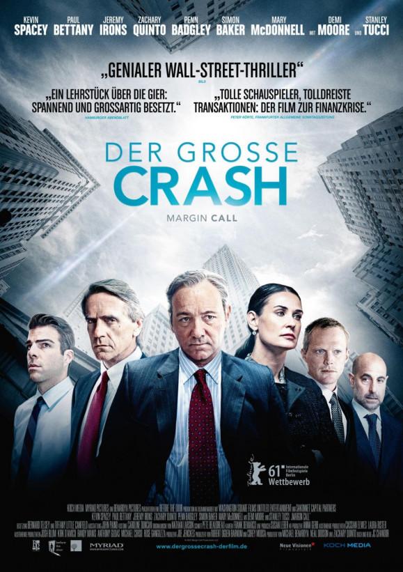 Filmstart der Woche: Der große Crash – Margin Call