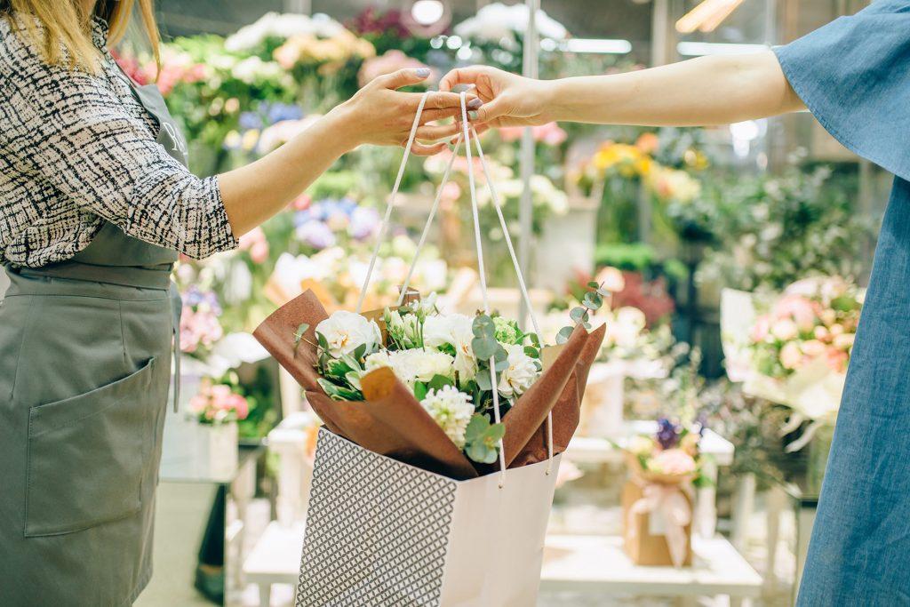 Daran sollten Sie beim Blumenversand denken