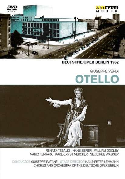 Giuseppe Verdis OTELLO in der Deutschen Oper