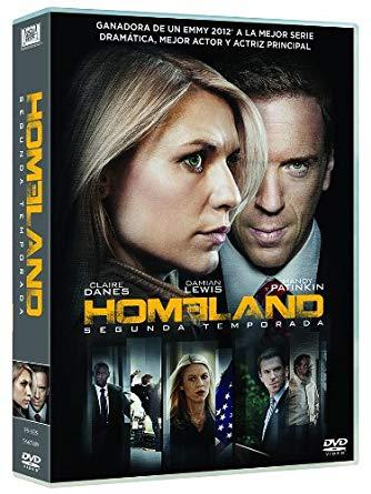"""""""Homeland"""" mit Claire Danes und Damian Lewis erstmals als Blu-ray, DVD"""
