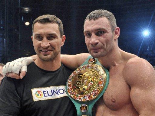 Klitschko-Brüder boxen weiter bei RTL – Fünf Kämpfe vereinbart