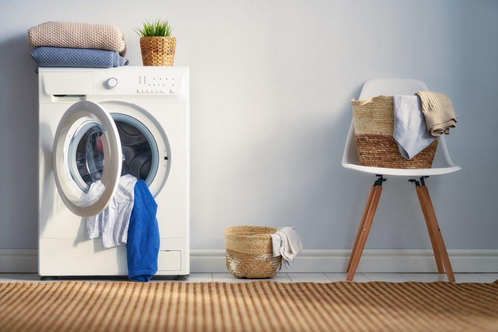 Ihre Waschmaschine leckt? Das können Sie dagegen tun