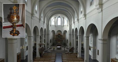 Müggelheim: Brandanschlag gegen Kirche