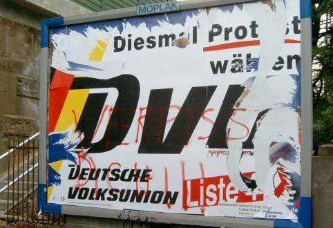 NPD verschreckt in Brandenburg sogar DVU – Kaum Zugewinne durch Fusion