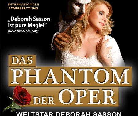 """""""Phantom der Oper"""" mit Starbesetzung Deborah Sasson"""