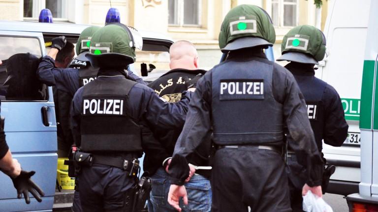 Polizei verbietet Konzert im Rockerclub – 80 Rocker kontrolliert