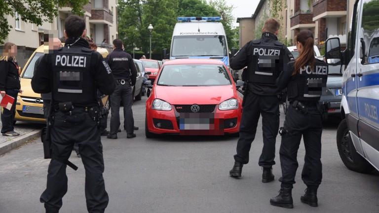 Polizeibeamter schießt Mann ins Bein
