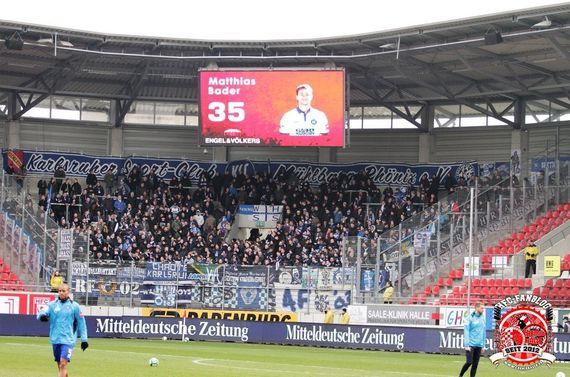 Polizeieinsatz beim Spiel 1. FC Union Berlin vs. Karlsruher SC – 30 Festnahmen