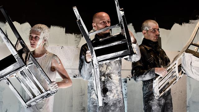 Premiere im Maxim Gorki Theater: Iphigenie auf Tauris von Johann Wolfgang Goethe