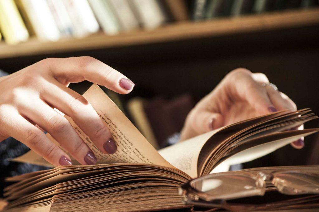 Weshalb es sinnvoll ist, Bücher zu lesen