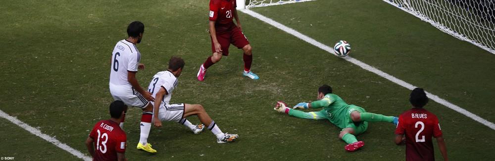 Rekord-Quote beim Spiel Deutschland – Portugal