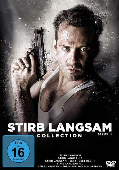 Stirb langsam aber mit viel Action – Ab jetzt auf DVD und Blu Ray