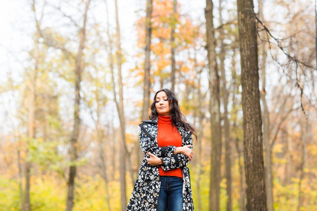 Herbst-Outfit-Ideen für Damen – was hält warm?
