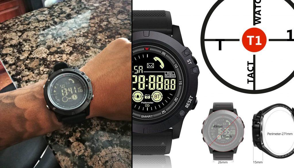 T1 Tact Watch Upgrade zur Smartwatch