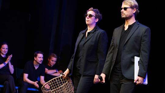 Theatersport: Das Publikum als Entscheider