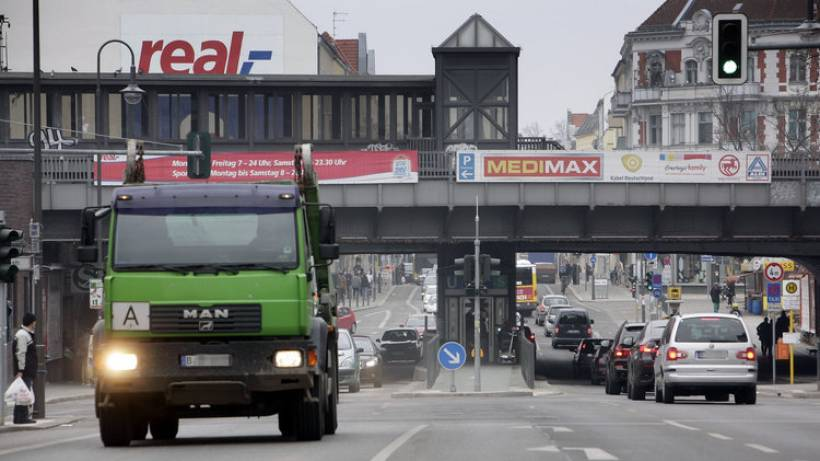 Umbau der Karl-Marx-Straße – 80 Wochen Verkehrseinschränkungen