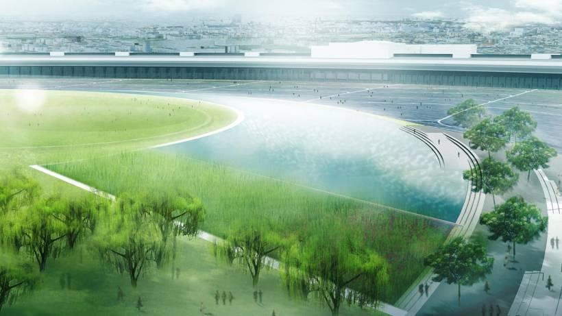 Verwaltungsgericht: Wasserbecken auf dem Tempelhofer Feld darf nicht gebaut werden